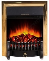 Электрокамин Royal Flame Fobos FX Brass