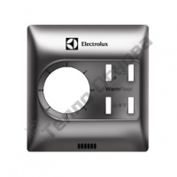 Рамка Electrolux Thermotronic Avantgarde silver